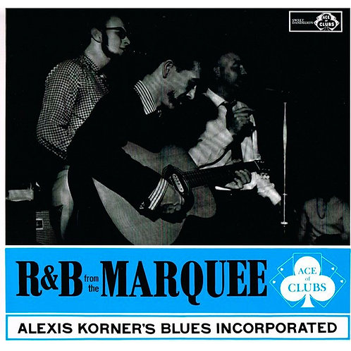 ALEXIS KORNER BLUES INC LP R&B From The Marquee
