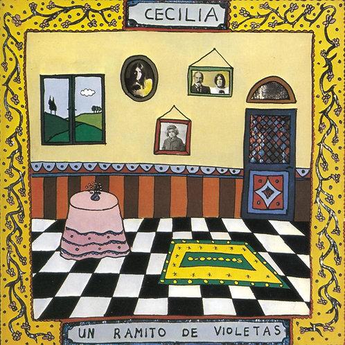 CECILIA CD Un Ramito De Violetas