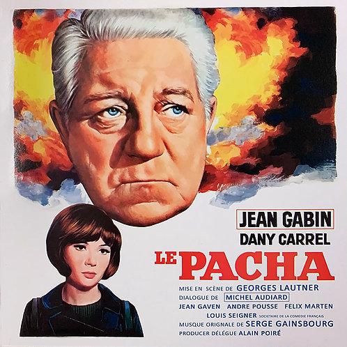 SERGE GAINSBOURG LP Le Pacha / Si J'Etais Un Espion... (Green Coloured Vinyl)