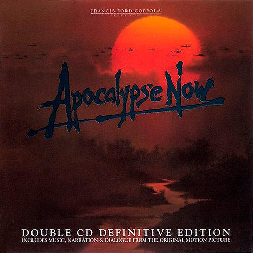 VARIOS 2xCD Apocalypse Now (Original Motion Picture Soundtrack)