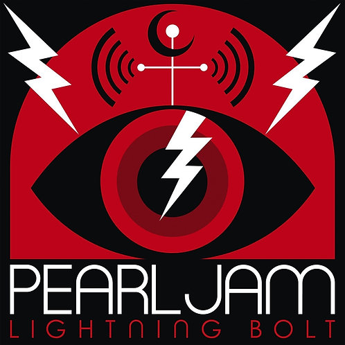 PEARL JAM LP Lightning Bolt (Die-Cut Sleeve)