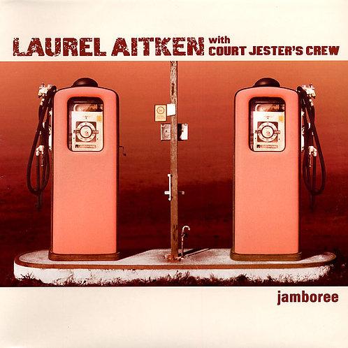 LAUREL AITKEN LP Jamboree With Court Jester