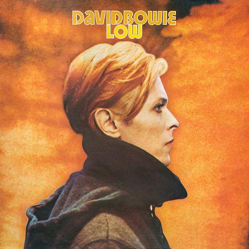 DAVID BOWIE LP Low (German Reissue)