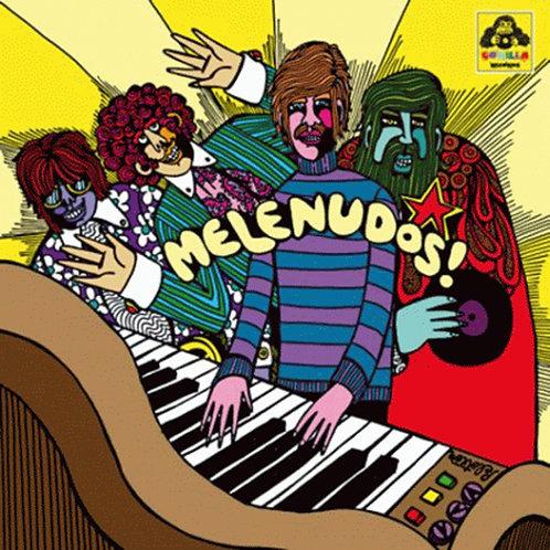 VARIOUS CD Melenudos! Spanish Beat Garage