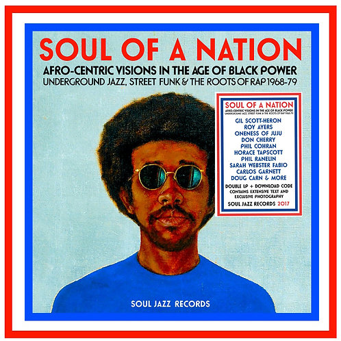 VARIOS 2xLP Soul Of A Nation (Afro-Centric Visions In The Age of Black Power)