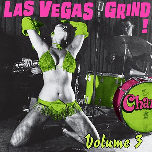 VARIOS LP Las Vegas Grind Volume 3 Gatefold