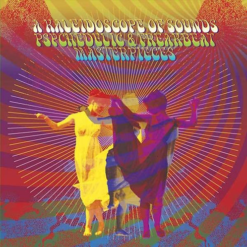 "BOX SET 7x7"" A Kaleidoscope of Sounds: Psychedelic & Freakbeat Masterpieces"