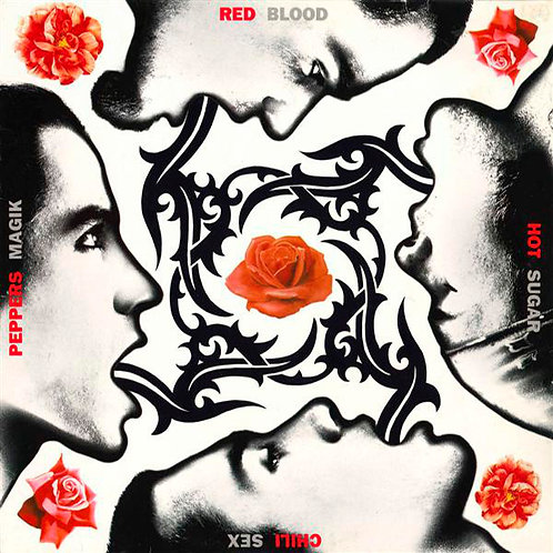 RED HOT CHILI PEPPERS 2xLP Blood Sugar Sex Magik