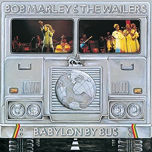 BOB MARLEY & THE WAILERS 2xLP Babylon By Bus (Remastered)