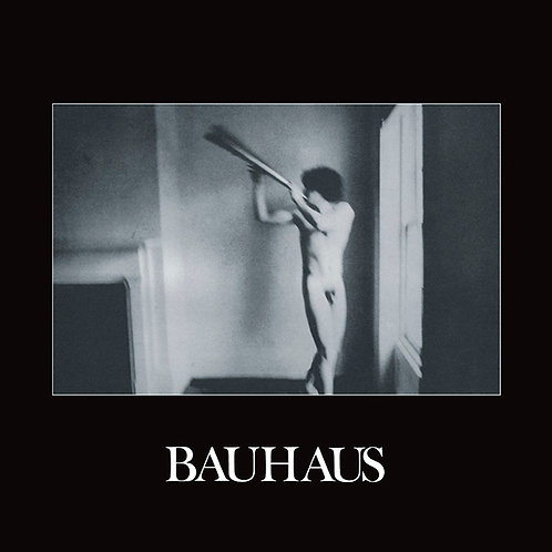 BAUHAUS LP+CD In The Flat Field