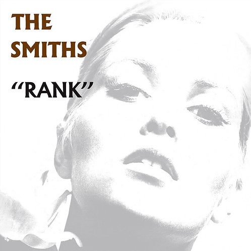 THE SMITHS 2xLP Rank (Includes Poster)