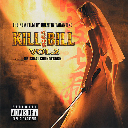VARIOS CD Kill Bill Vol. 2 (Original Soundtrack)