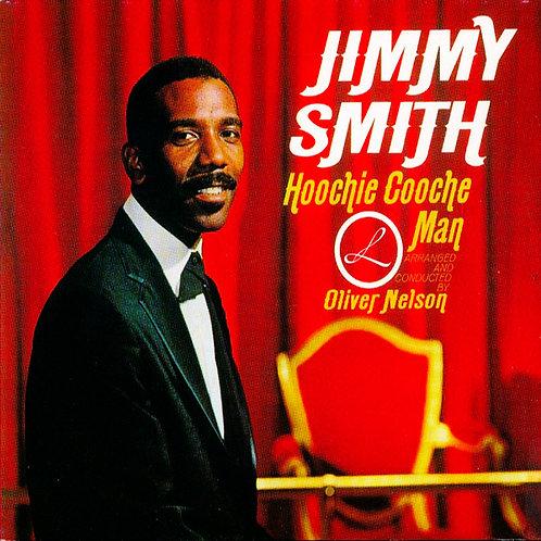 JIMMY SMITH CD Hoochie Cooche Man