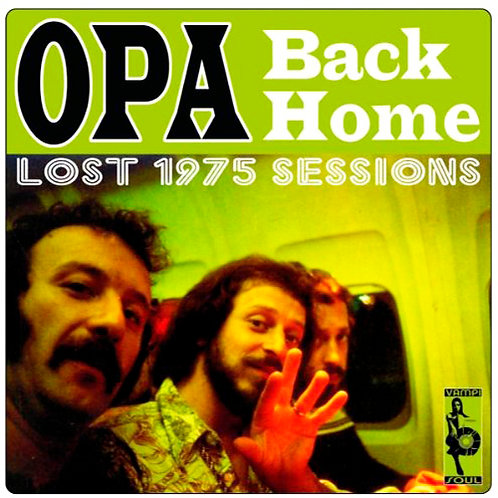 OPA LP Back Home (Lost 1975 Sessions)