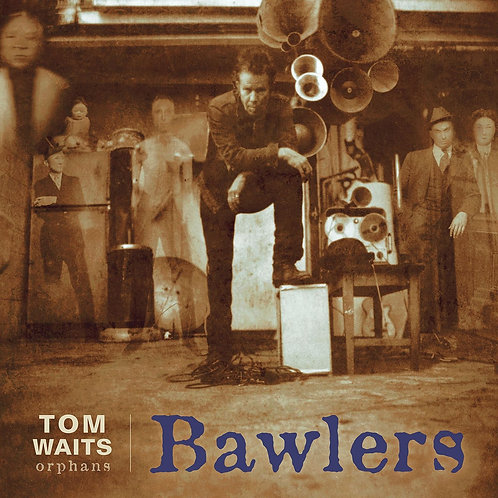 TOM WAITS 2xLP Bawlers (Remastered)
