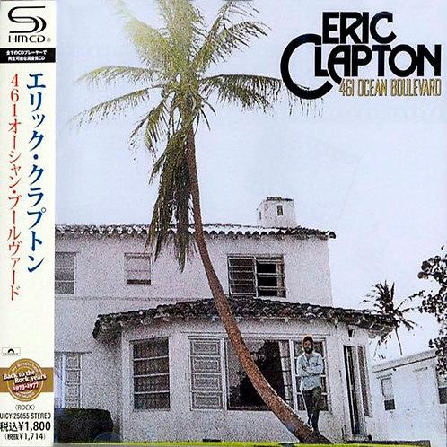 ERIC CLAPTON CD 461 Ocean Boulevard (Japan SHM-CD)