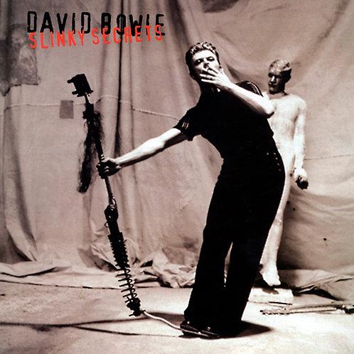DAVID BOWIE 2xLP Slinky Secrets (Red Coloured Vinyls)