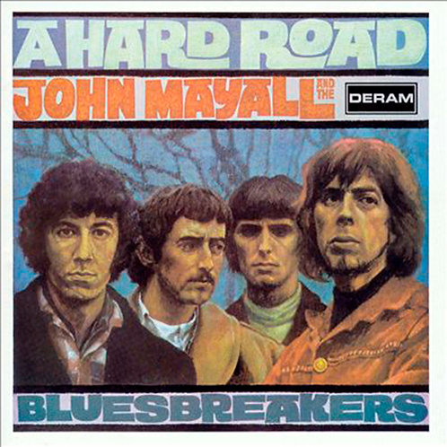 JOHN MAYALL 2xCD A Hard Road (Expanded Edition)