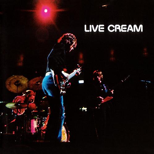 CREAM LP Live Cream