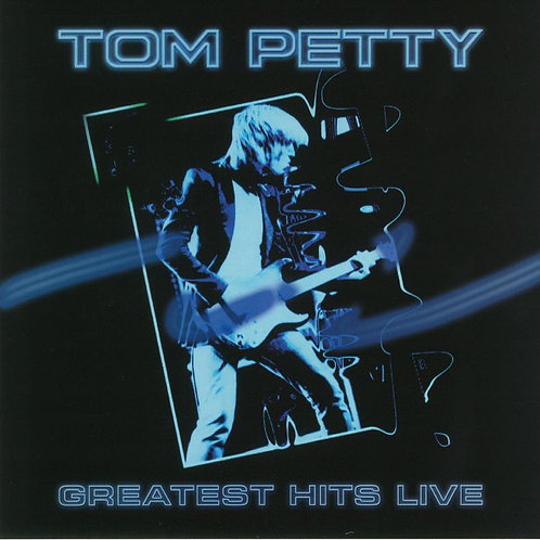 TOM PETTY AND THE HEARTBREAKERS LP Greatest Hits Live (Picture Disc)