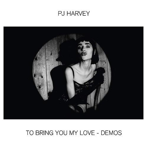 PJ HARVEY LP To Bring You My Love - Demos