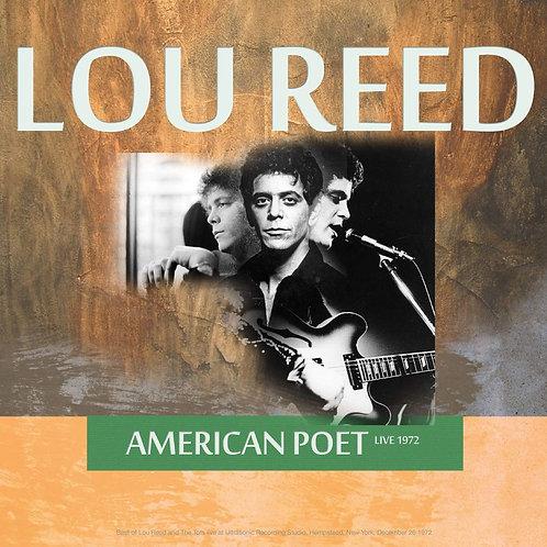 LOU REED LP American Poet (Live 1972)