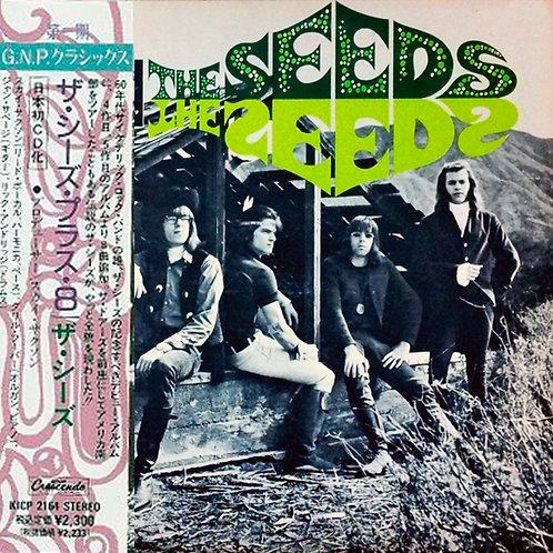 THE SEEDS CD The Seeds + 8 Bonus Tracks (Japan)