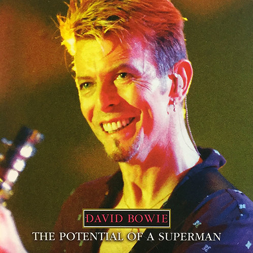 DAVID BOWIE 2XCD The Potential Of A Superman