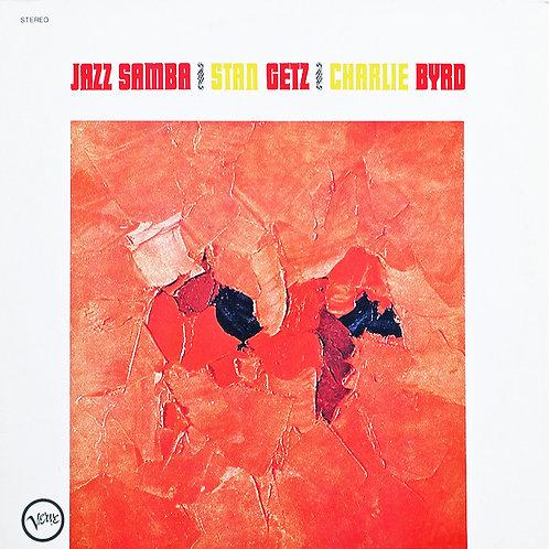 STAN GETZ & CHARLIE BYRD LP Jazz Samba