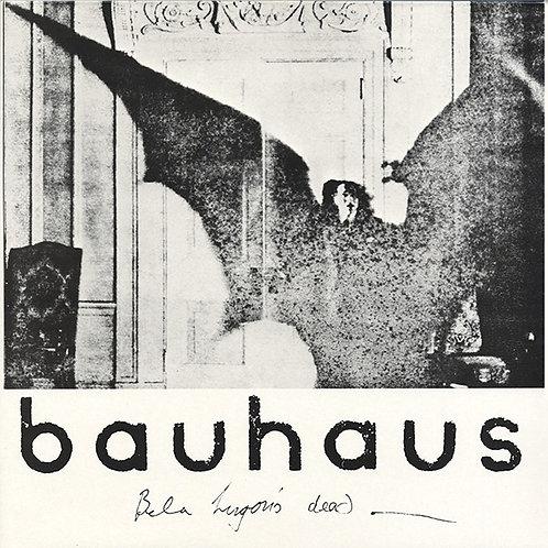 BAUHAUS Maxi-LP Bela Lugosi's Dead