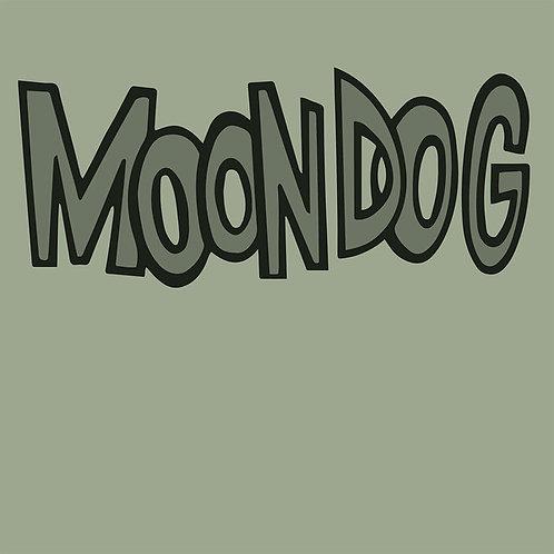 MOONDOG LP Moondog And His Friends