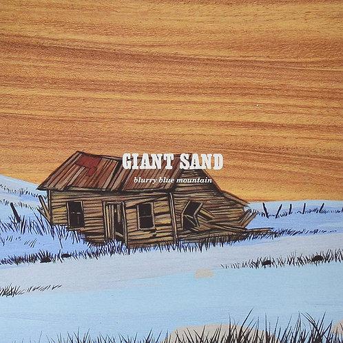 GIANT SAND LP Blurry Blue Mountain