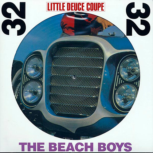 BEACH BOYS LP Little Deuce Coupe (Picture Disc)