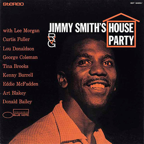 JIMMY SMITH CD House Party (RVG Remaster)
