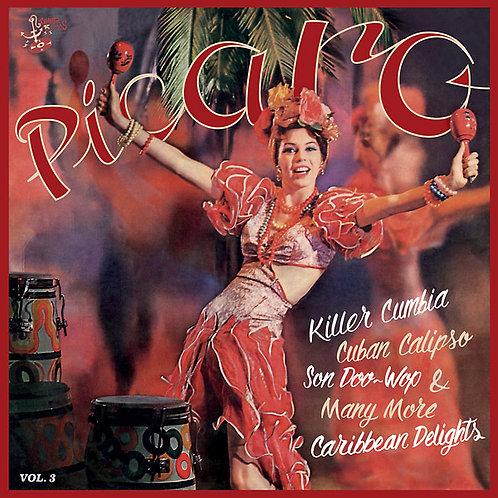 VARIOS LP Picaro Vol.3 Killer Cumbia Cuban Calipso Son Doo-Wop & Many More