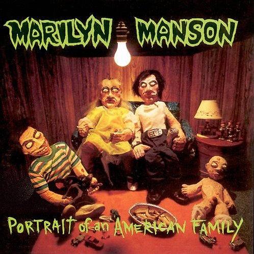 MARILYN MANSON LP Portrait of an American Family