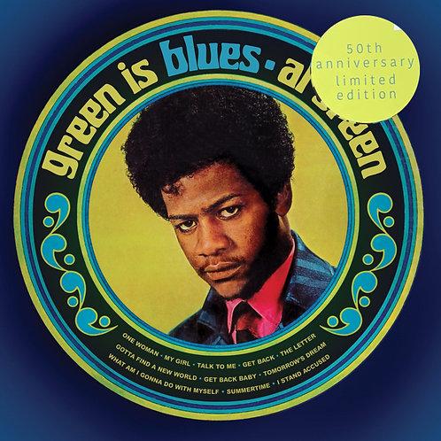 AL GREEN LP Green Is Blues (Green Blue Coloured Vinyl)  (RSD Drops 2020)