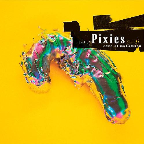 PIXIES 2xLP Best Of Pixies (Wave Of Mutilation) Orange Coloured Vinyls
