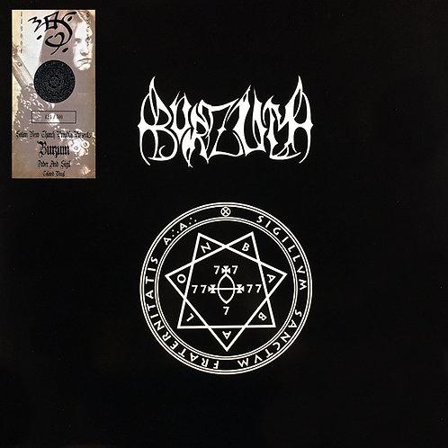 BURZUM 2xLP Order And Sigil (White Coloured Numbered Vinyls)