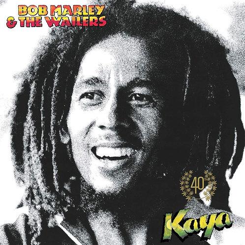 BOB MARLEY & THE WAILERS LP Kaya (40th Anniversary Edition)