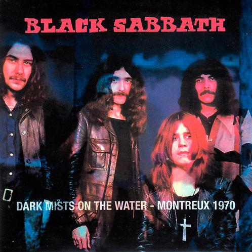BLACK SABBATH CD Dark Mists On The Water Montreux 1970