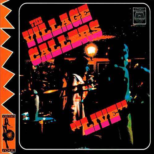 "THE VILLAGE CALLERS CD ""Live"""