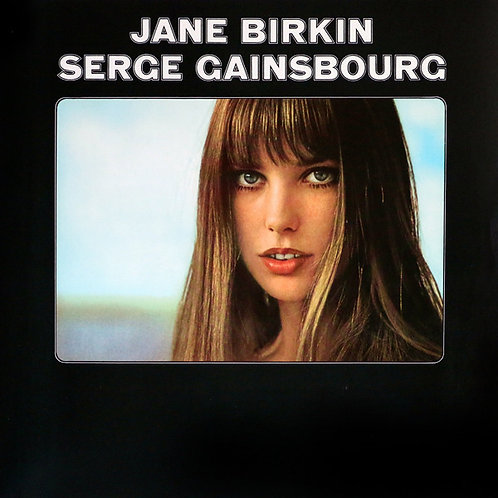 SERGE GAINSBOURG LP Jane Birkin (2016 New Mix from original master tapes)