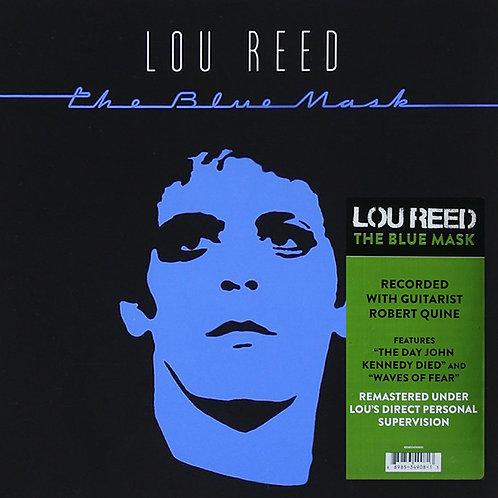 LOU REED LP The Blue Mask (Remasteredl)
