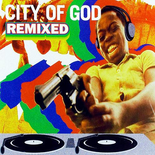 VARIOS 2xCD City Of God Remixed