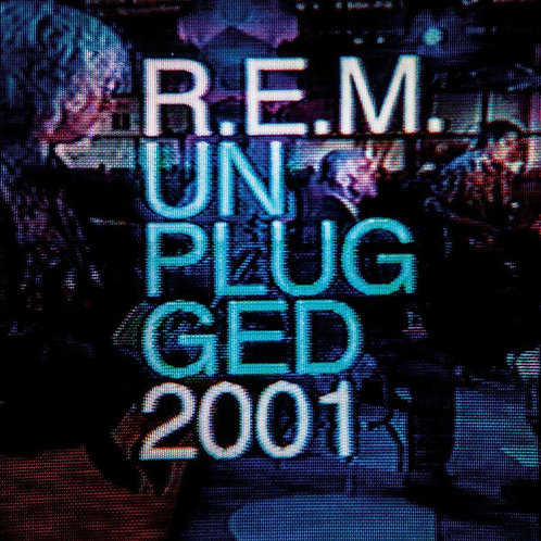 REM 2xLP Unplugged 2001 (+6 Unreleased Songs)