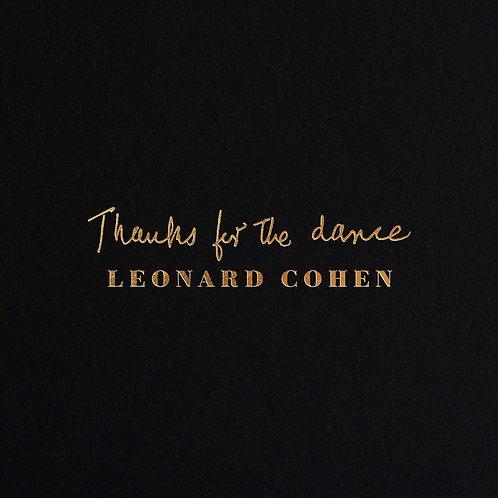 LEONARD COHEN LP Thanks For The Dance