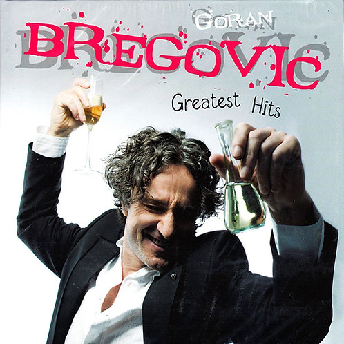 GORAN BREGOVIC 2xCD Greatest Hits (Digipack)