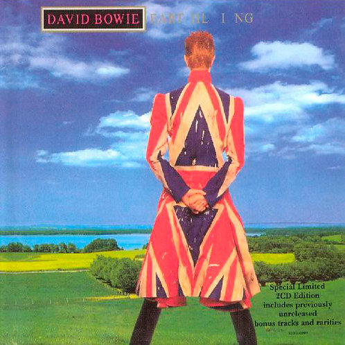 DAVID BOWIE 2XCD Earthling (Special Limited 2CD Edition)