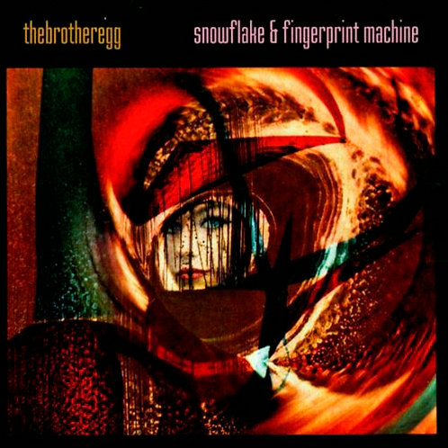 THEBROTHEREGG CD Snowflake & Fingerprint Machine